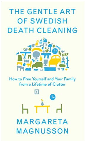 Cover of The Gentle Art of Swedish Death Cleaning