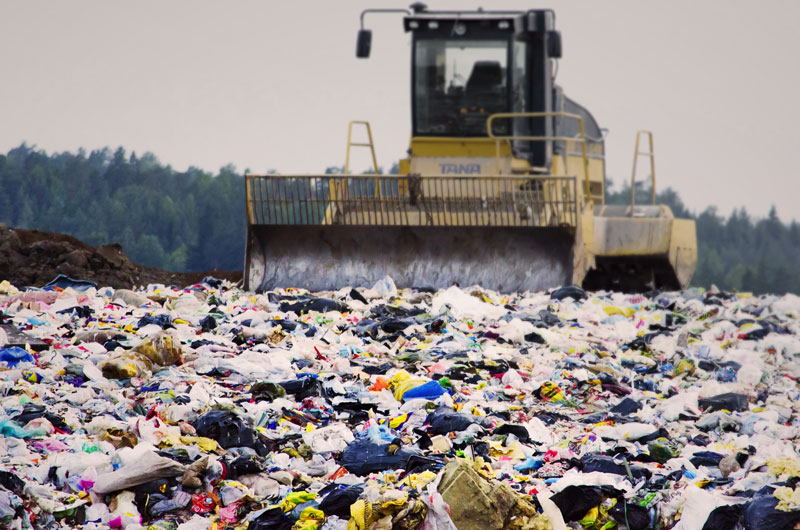 landfill expansion in the U.S.
