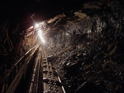 underground mining, mining, coal, pollution, planet aid