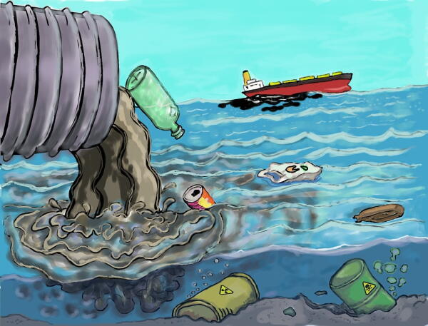 dirty half dozen, pollution, planet aid