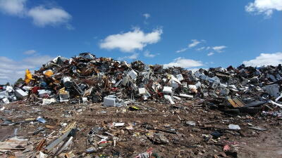 america, recycles, textiles, waste, environment, planet aid