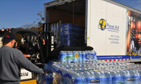 Planet Aid, Hurricane Sandy