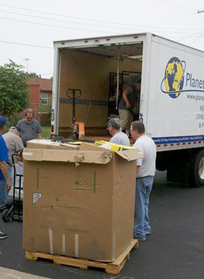 Planet Aid, Oklahoma tornado, Moore Oklahoma, disaster relief