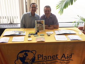 planet aid howard university earth day fair