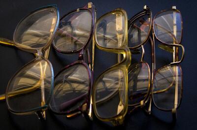 Recycled Eyeglasses