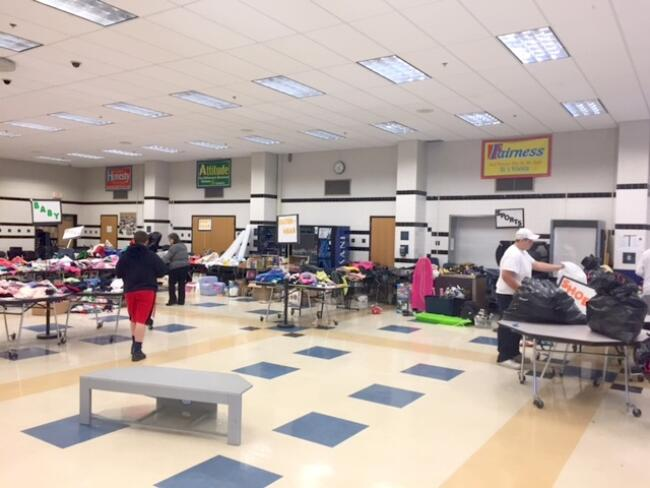 Planet Aid, clothing drive, Lynnfield High School