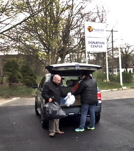 Earth Day, Donation Drive, Earth Day Donation Drive, Planet Aid, Newport, Wakefield, donation centers