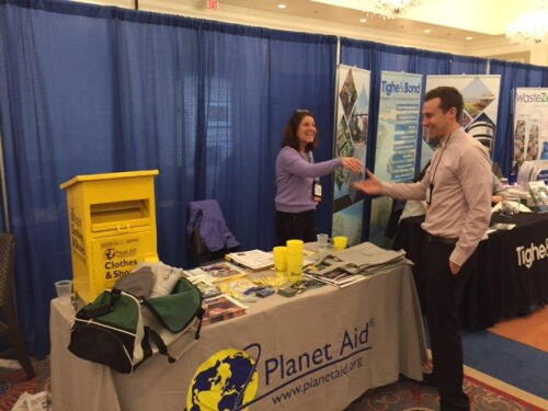planet aid, southern new england, massrecycle, conference