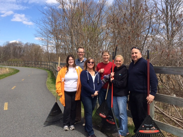 Planet Aid cleans up Upper Charles Trail