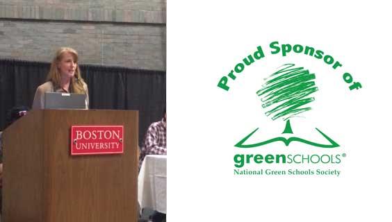 planet aid green schools summit
