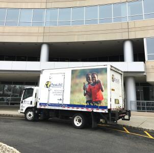 planet aid, clothing drive, new jersey, icims