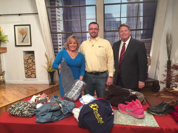 planet aid good day columbus clothes recycle