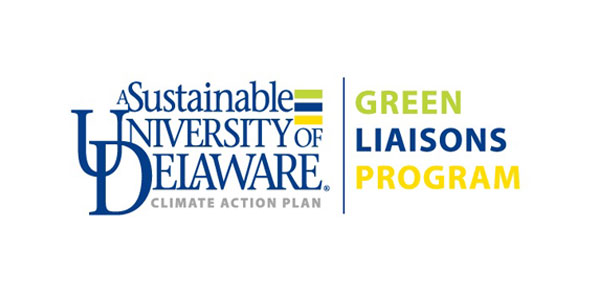 university of Delaware green liaisons planet aid