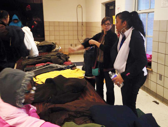donated planet aid coats