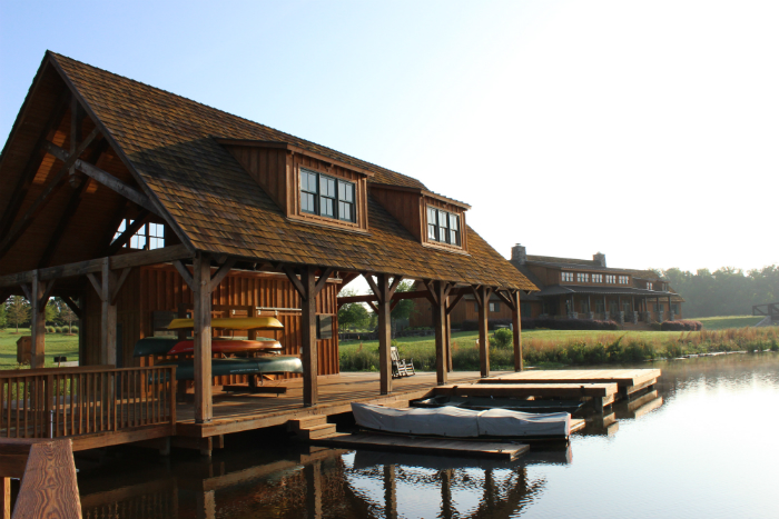 The Boat House ...