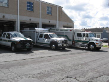 MOCO Rescue Trucks