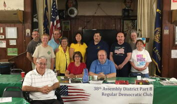 38th Assembly District Part B Regular Democratic Club