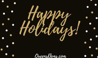 Happy Holidays! December Update