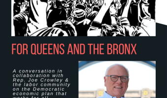 QCYD: A Better Deal Town Hall with Congressman Crowley