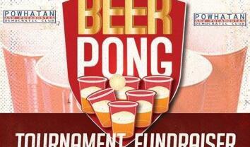 Powhatan & Pocahontas Democratic Club Beer Pong Tournament