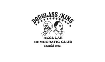 Douglass/King Regular Democratic Club Monthly Meeting