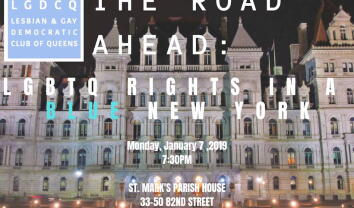 The Road Ahead: LGBTQ Rights in a Blue NY