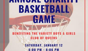 QCYD Annual Charity Basketball Game