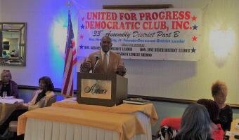 United for Progress Democratic Club November Meeting