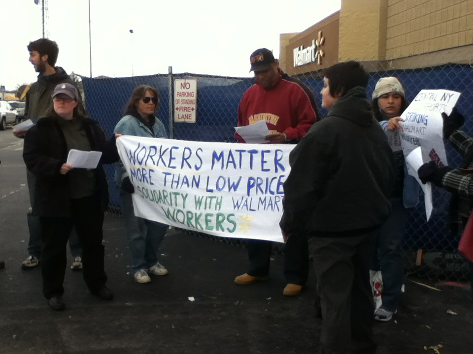 Workers' Center of CNY Black Friday Action
