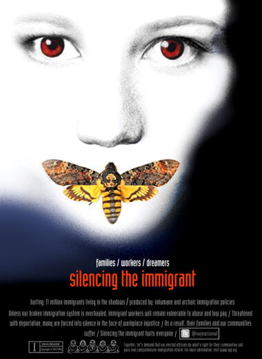 Silencing the Immigrant