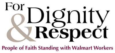 For Dignity and Respect at Walmart