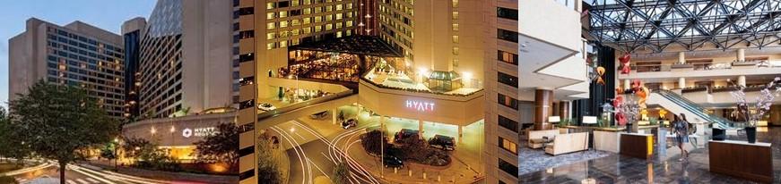Hyatt Regency Crystal City in Arlington, Virginia