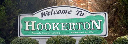 Welcome to Hookerton