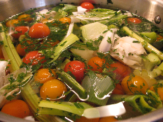 Kitchen Sink Soup - Ciao Italia