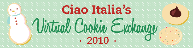 Ciao Italia Virtual Cookie Exchange