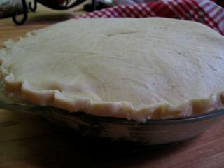 Pie in a pan