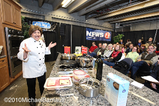 Mary Ann Cooking Demo