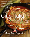Ciao Italia Slow and Easy Cover (Small)