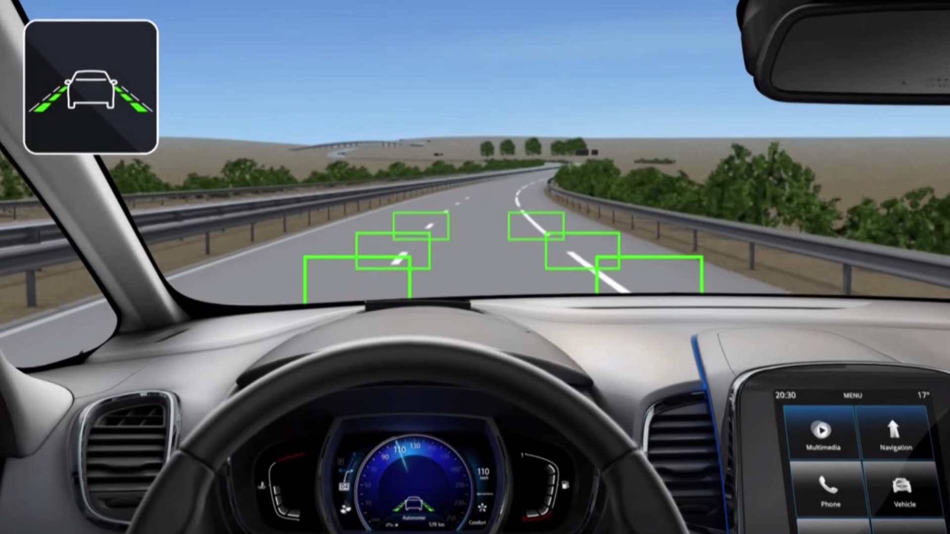 Iihs Stus Lane Departure Warning And Blind Spot Detection Systems Curb Accidents Save Lives