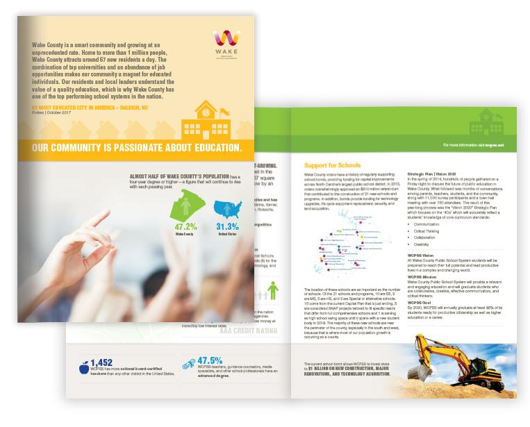 WCPSS K-12 Fact Sheet