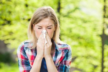 Seasonal Allergies Image