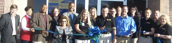 MedAccess Youngsville Ribbon Cutting 2012