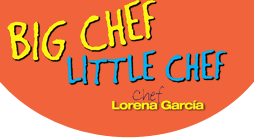 Big Chef, Little Chef's Logo