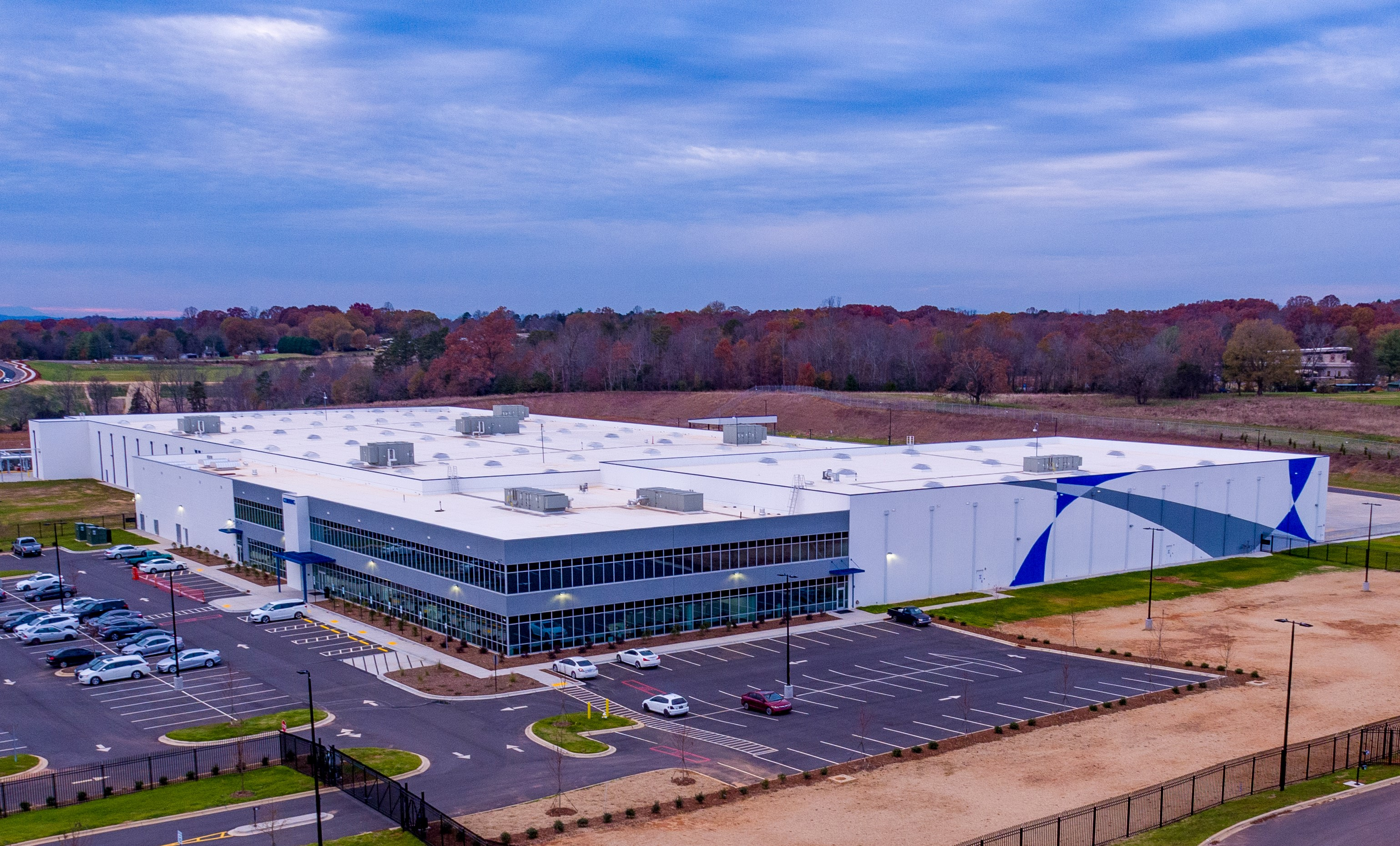 Corning to invest $150 million and create 200 jobs in expansion at Trivium Corporate Center
