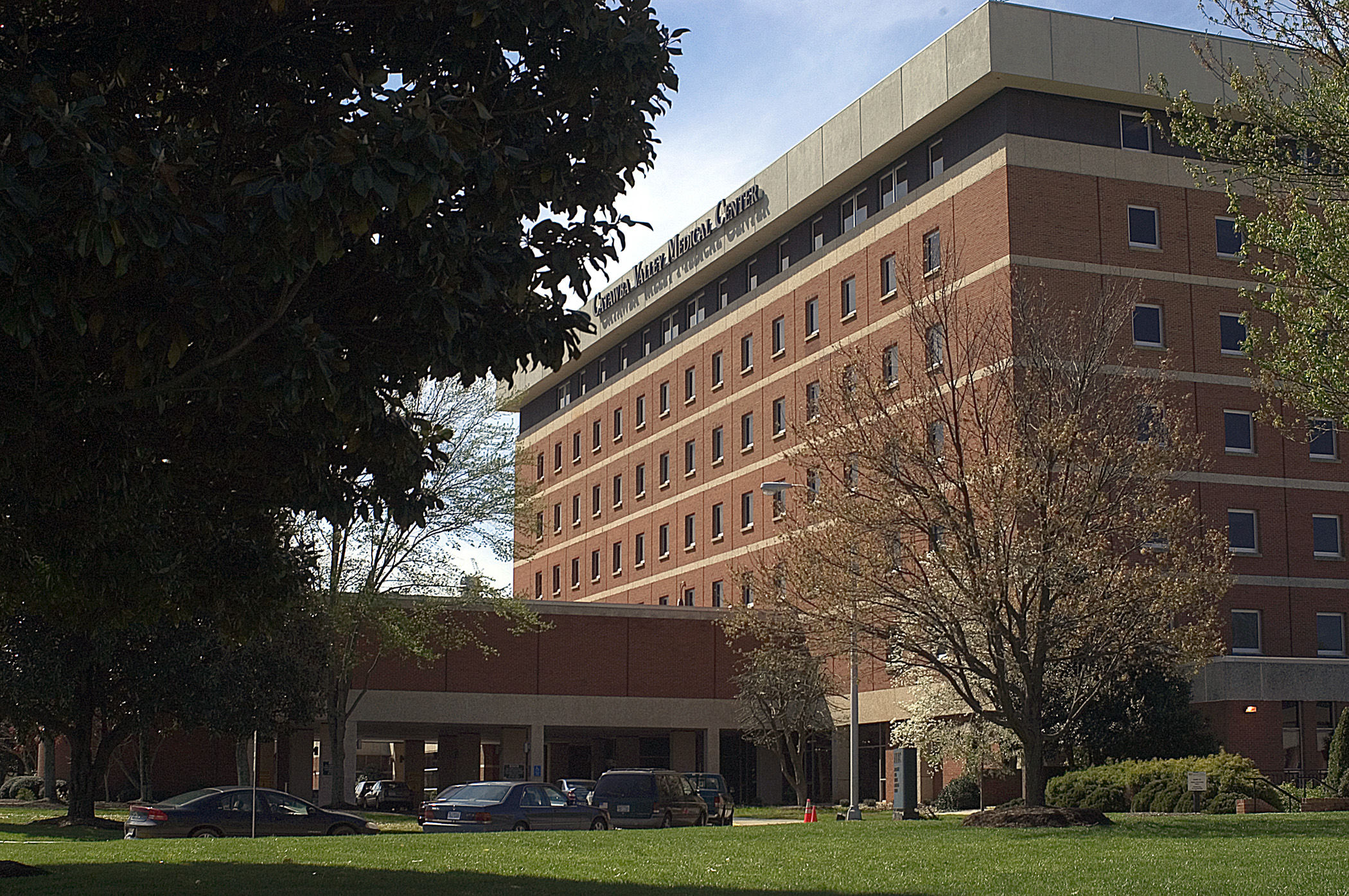 Catawba Valley Medical Center is one of two hospitals in Catawba County.