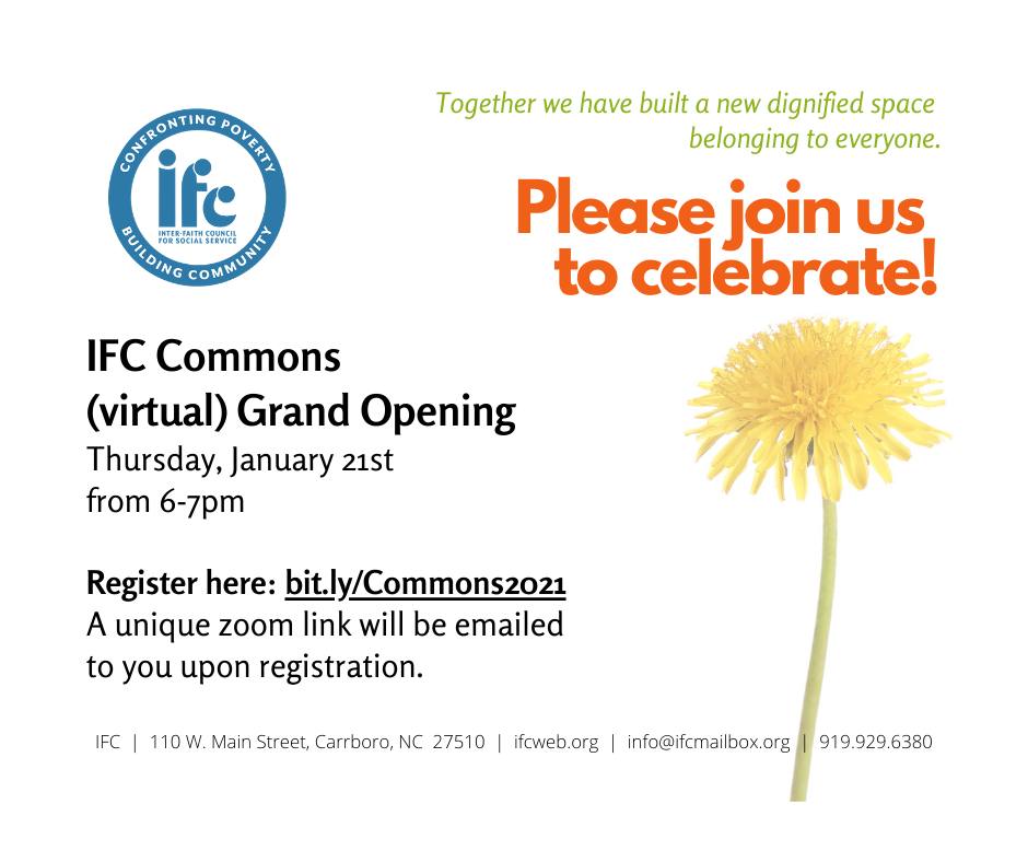 IFC Commons Grand Opening