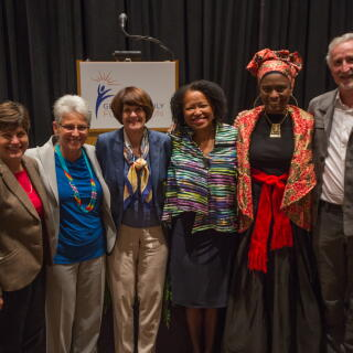 Penny, staff and Plenary Speakers
