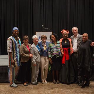 Staff and Plenary Speakers