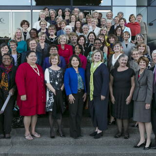 TC Women Leaders Group Photo 9.16.14