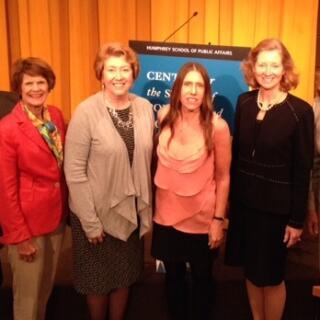 Conversations About Women, Leadership & Power Event